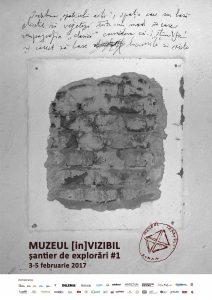 afis Muzeul invizibil