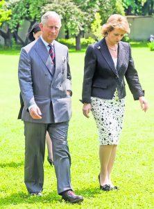 Principele de Wales si Principesa Mostenitoare Margareta, Palatul Elisabeta, 20 mai 2011, foto (c) Daniel Angelescu, Casa MS Regelui