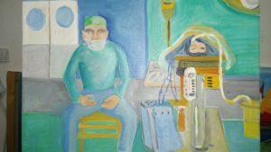 Bruno Herscovici, Repaosul chirurgului